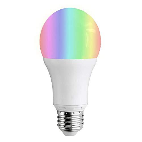 Wifi Smart RGB LED Birne (Amazon Alexa & Google Home)