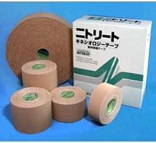 ニトリート キネシオロジーテープ(非撥水) NK-37 8巻 dS-103637