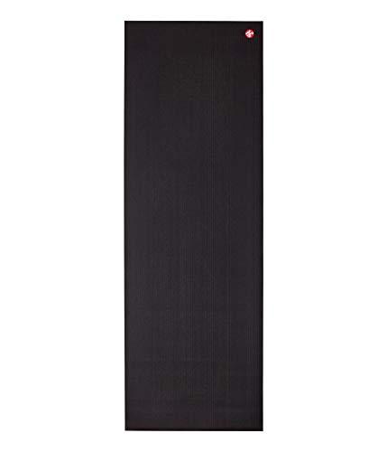 Manduka PROlite - Esterilla de yoga y pilates (180 cm), color negro