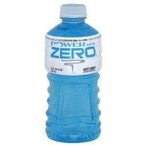 Powerade Zero Sports Drink, Zero Calorie, + B-vitamins, Mixed Berry 20 Fl Oz (Pack of 24)