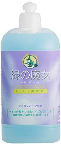 緑の魔女 トイレ(トイレ用洗剤) 420ml