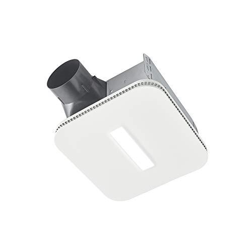 Broan-NuTone AE110LK Flex Bathroom Exhaust Bath Fan, 110 CFM, White