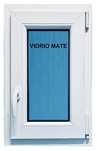 (V32M) Ventana Pvc 500x1000 Oscilobatiente Derecha 1h, blanco