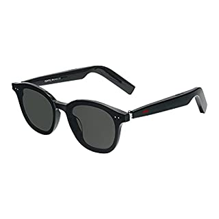 HUAWEI X GENTLE MONSTER Eyewear II, Smart Glasses with Bluetooth Earphone, Comfortable to Wear, Smart Control, Private Stereo, Long battery Life, Black - 150-161mm (B08M6BTR8X) | Amazon price tracker / tracking, Amazon price history charts, Amazon price watches, Amazon price drop alerts