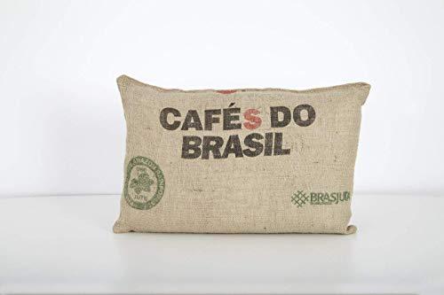 Cojín Saco de Café
