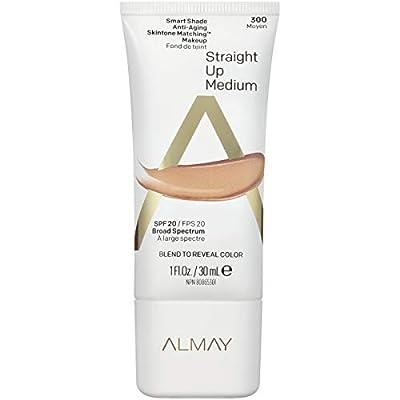 Almay Smart Shade Anti-Aging Skintone Matching Makeup 300 Medium
