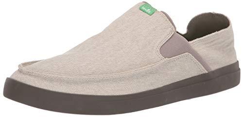 Sanuk Men's Pick Pocket Slip-On Sneaker, peyote, 8 M US