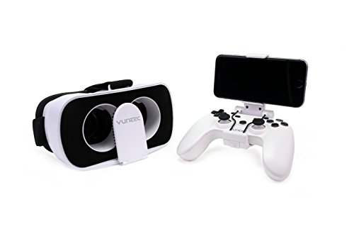 Yuneec FPV Headset & Controller Kit, Virtual Reality (passend für Breeze 4K)