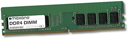 Maxano Memoria RAM da 16 GB compatibile per workstation HP/HPE Z240 Tower, DDR4 2400 MHz DIMM