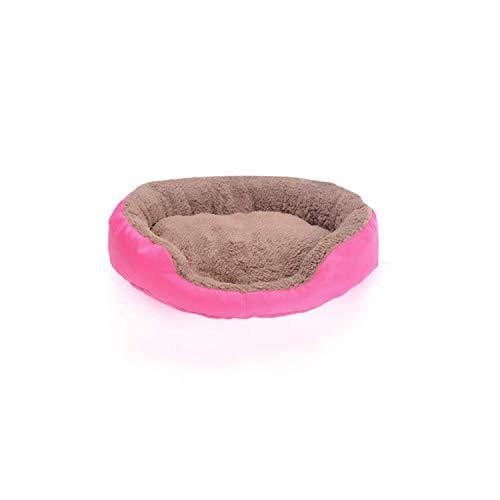 WCY Hundebett Mat |EIS-Silk Kühle Hundebetten Sofakissen Fit All Haustier Hund Katze Sommer Kühlung Hundematte Ice Pad 100 * 70cm Large Size-Sommer-Matte 3-Grün-L yqaae (Color : Pink, Size : M)