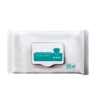 Sendgo Portable Handi-Pack Wipes Sanitary Safety Disposable Wet Napkins Hand Cleaning