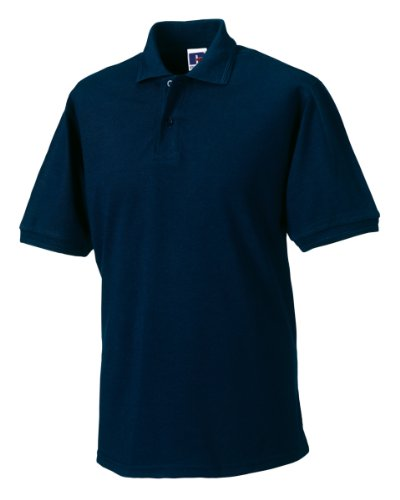Russell Workwear - Polo - - Polo - Col Polo - Manches Courtes Homme - Bleu - French Navy - XXXX-Large