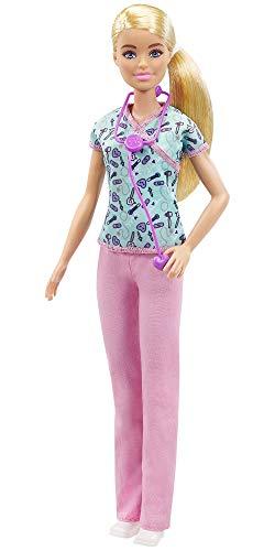 Barbie (R Nurse (Mattel GTW39)