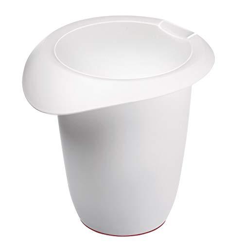 Westmark Quirltopf, 1 l, Kunststoff, Weiß, 3150227W