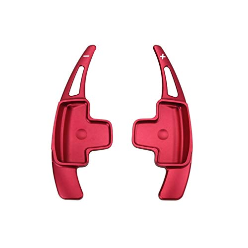 JZYLOVE JINZHIYANG Red de aleación de aleación de aleación de la aleación de la aleación de la Paleta de la extensión de la Paleta Cambio de reemplazo para Mercedes Benz E Clase W204 W212 GLK CLA GLA
