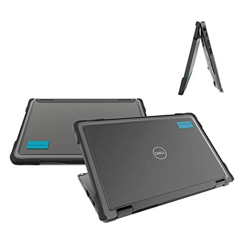 Gumdrop SlimTech Case Designed for Dell Latitude 5300 13 2in1 Laptop for Students, Education, Kids, School - Slim, Lightweight, Protection from Bumps and Scratches