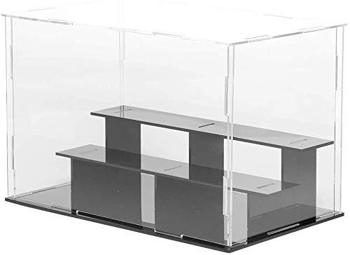 JINGBAN フィギュアケース コレクションケース ディスプレイケース アクリル製 透明 (3階)