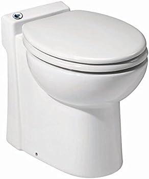 Saniflo 023 Vertical Pumping Flushing Toilet