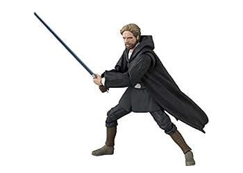 Bandai S.H.Figuarts Luke Skywalker -Battle of Crate Ver Star Wars  The Last Jedi