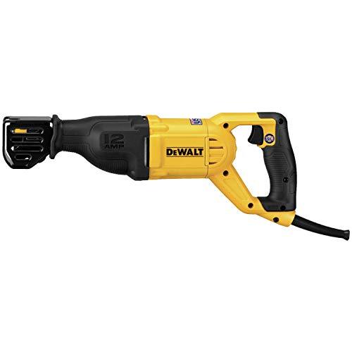 DEWALT DWE305R 12.0 Amp Reciprocating Saw (Renewed)