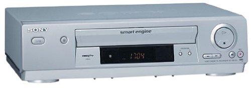 Sony SLV-SE720 HiFi-Videorekorder Silber