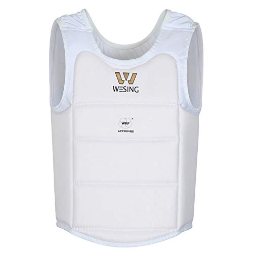Wesing WKF Approved Karate Chest Protector MMA Chest Protector