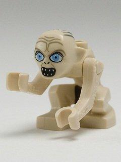 LEGO El Señor De Los Anillos: Gollum (El Señor De Los Anillos version) Minifigura