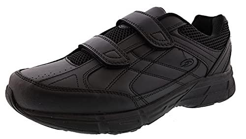 Dr. Scholl's - Men's Brisk Light Weight Dual Strap Sneaker, Wide Width