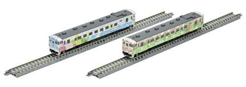 TOMIX Nゲージ キハ40 1700形 道南 海の恵み・道央 花の恵みセット 2両 98076 鉄道模型 ディーゼルカー
