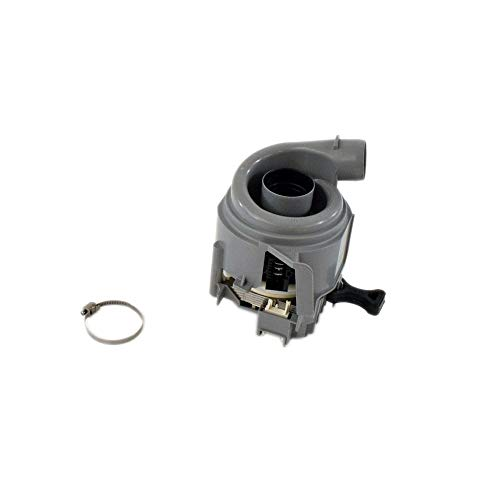 BOSCH 12008381 Dishwasher Circulation Pump with Heater Genuine Original Equipment Manufacturer (OEM) Part