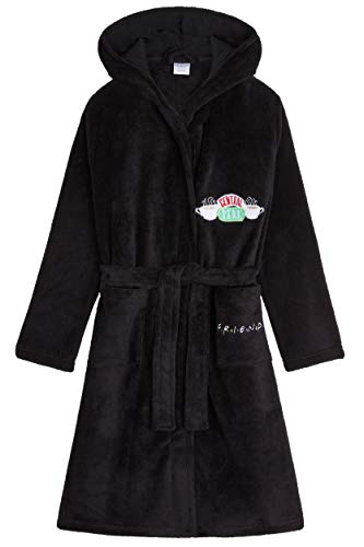 Friends TV Show Kids Dressing Gown, Central Perk Fleece Robe For Boys And...