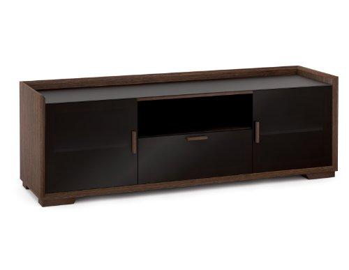 Salamander Designs SDAV2 Triple Model 7224 AV Basics Cabinet - Wenge Espresso