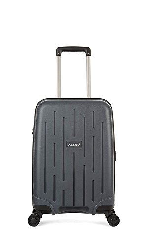 Antler Lightning Cabin Suitcase | Hand Luggage Suitcases | Carry On Suitcase | Cabin Luggage | Small Suitcase | Luggage Bags for Travel | Cabin Case | Small Suitcase on Wheels | Lightweight