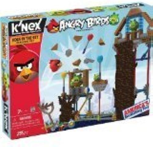 comprar mejor Angry Birds Hogs in in in the Sky Building Set by K'NEX by K'Nex  alta calidad