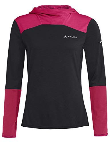 VAUDE Damen T-shirt Women's Tremalzo LS Shirt black 44 40868 xl