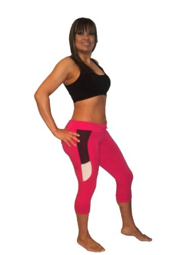 250137Wear, Donna Palestra & Sport–1Piece- Ladies da Fitness Donna Esercizio Abbigliamento, Pilates, Yoga Abbigliamento.Donne Fitness, Palestra, Sport, Fitness, Pilates, Yoga Wear, Pink & Black