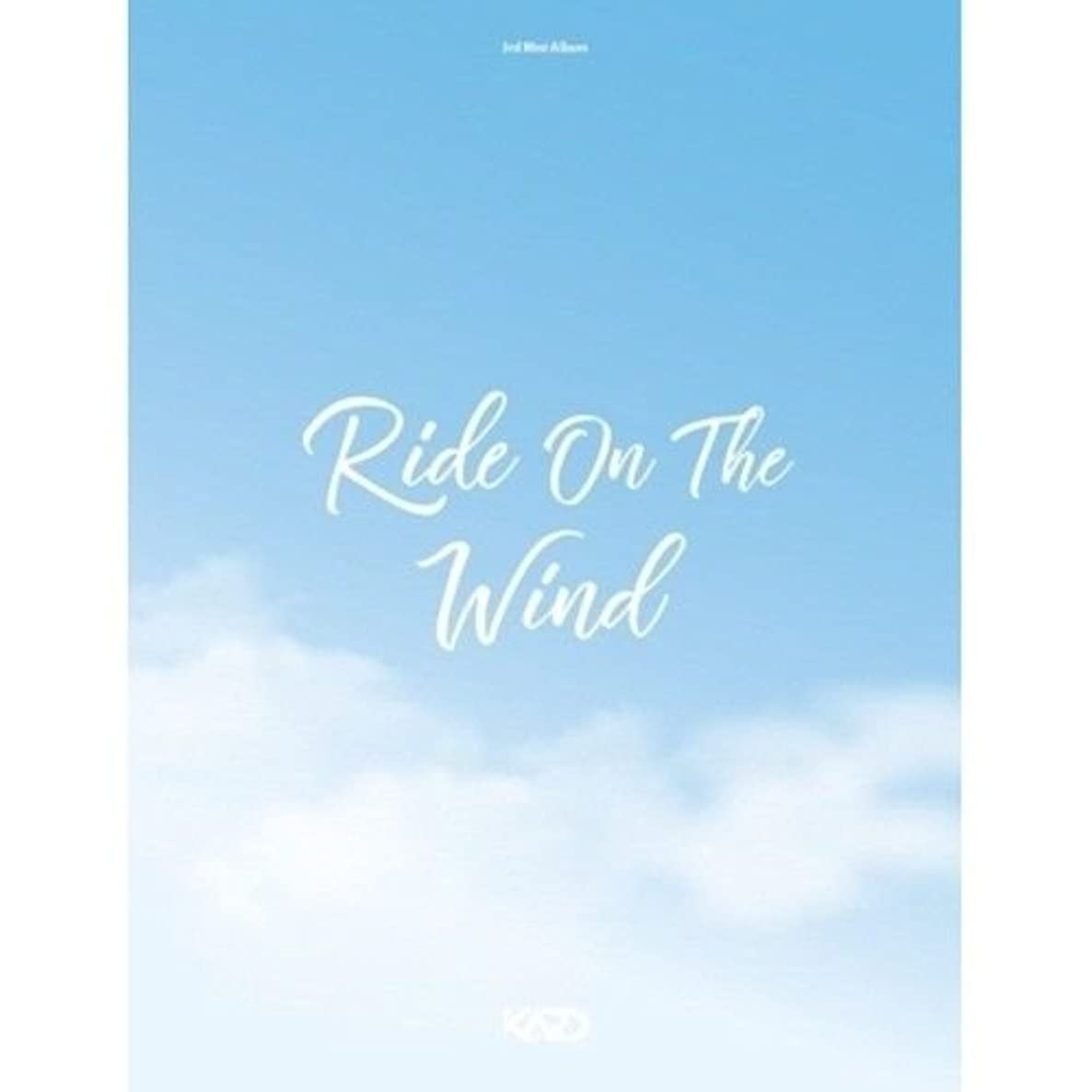 KARD - [Ride On The Wind] 3rd Mini Album CD+1p Folded Poster+Booklet+PhotoCard+Post+Ticket K-POP Sealed