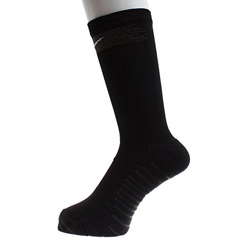 Nike U Nk Squad Crew Socks, Unisex Adulto, Black/Anthracite/(White), XL