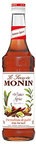Monin Sirup Winter Spice, 0,7L, 3er Pack