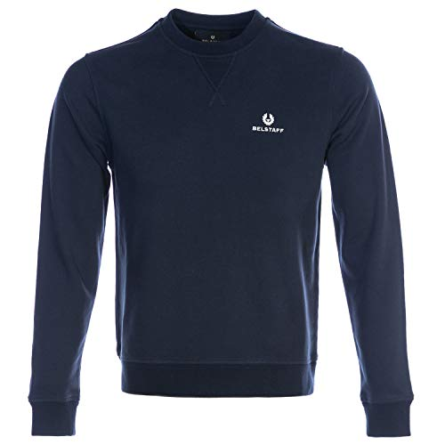 Belstaff Classic Sweatshirt in Navy