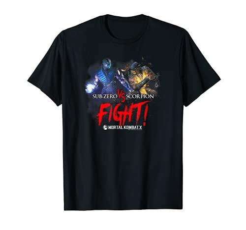 Mortal Kombat X Fight T-Shirt