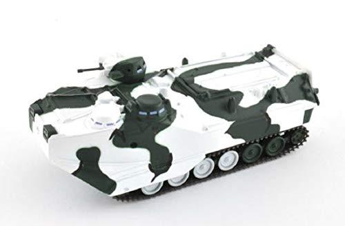 Vehículo anfibio, de AAVP, 7A1 RAM/RS, tanque de protección, 11 cm, modelo blindado, para la vitrina de tanques o para jugar | Juguetes | Tanque | Pieza de coleccionista | Vehículo de combate