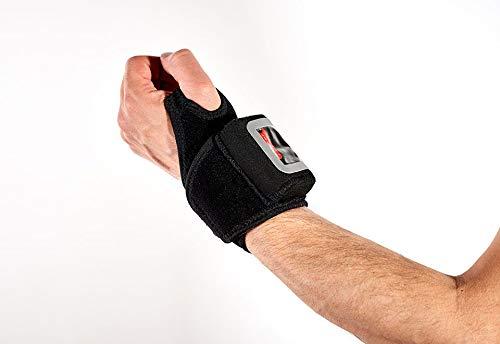 Sharper Image Cordless Wrist Heat Therapy Wrap