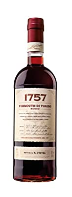 1757 Vermouth di Torino Rosso 100 cl, 16% - Premium Craft Vermouth
