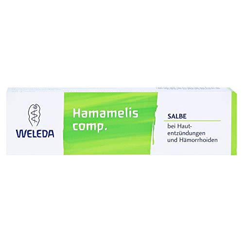 HAMAMELIS COMP.Salbe 25 g