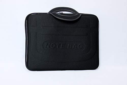 Pasta de Notebook 15,6 Polegadas Preta Com Ziper