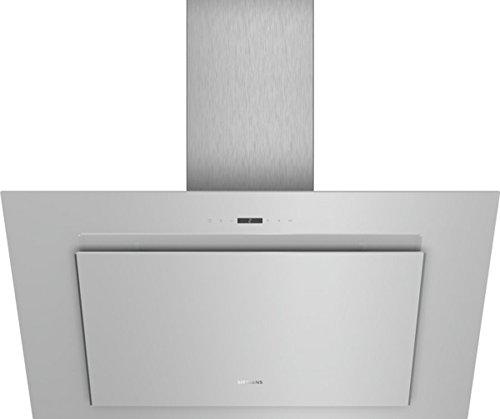 Siemens LC98KLP10 iQ500 Dunstabzugshaube / Wandhaube / 90 cm / Metall-Fettfilter / Boost-Funktion / iQdrive Motor / Silber