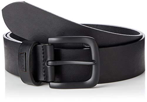 Levi's Cabazon Metal Cintura, Black, 70 Unisex-Adulto
