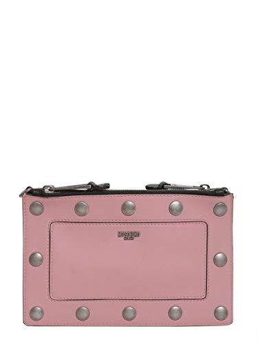 Moschino Luxury Fashion Donna 745680064555 Rosa Pelle Pochette |...