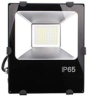Outdoor 150W LED Flood Lights- 500W HPS or HID Bulb Equivalent- 18000lm-Cold White 5000K Floodlight - Meanwell Driver